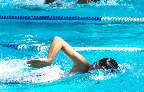 Zwem evenementen